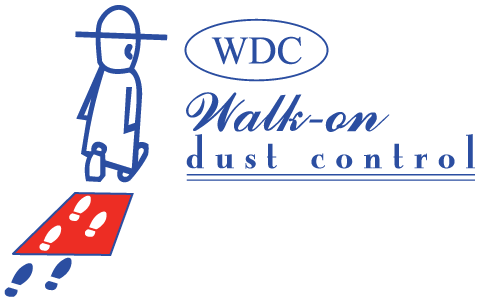 Walk-On Dust Control Logo