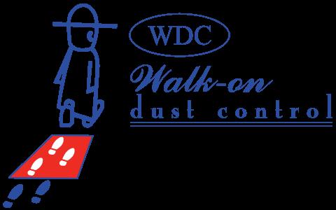 Walk-On Dust Control Logo