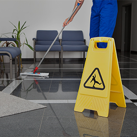 Commercial Floor Mat Service